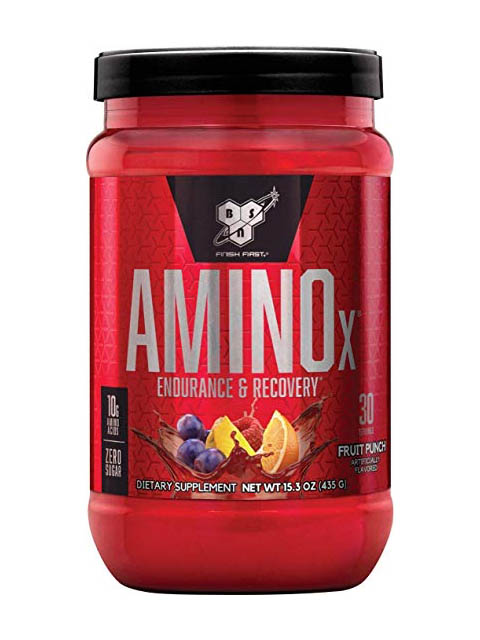 BSN-Amino X Fruit punch 435 Gr new